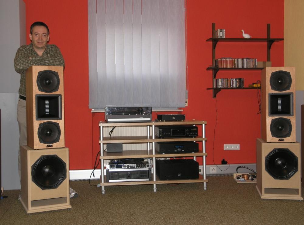 h rraum achenbach akustik open end music professional. Black Bedroom Furniture Sets. Home Design Ideas